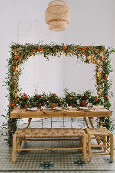 romantic Spanish wedding inspiration - photo by Paula G Furio http://ruffledblog.com/1920s-mediterranean-wedding-inspiration-in-valencia-spain