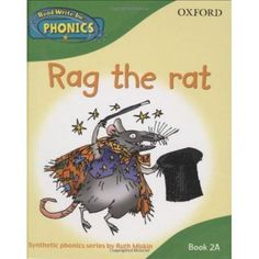 Read Write Inc. Phonics: Rag The Rat: Book 2a
