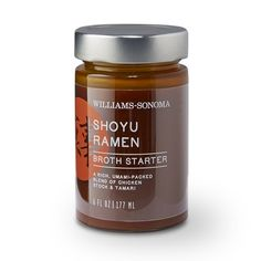 Williams Sonoma Shoyu Ramen Broth Starter