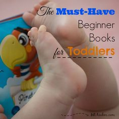 The Must-Have Beginner Books for Toddlers - my son is obsessed w/ all of these!