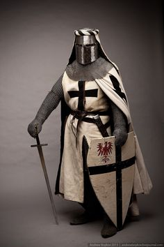 Teutonic Knights Art And yes i have this figure