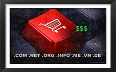 kiem tien tu ten mien, CÁch kiếm tiền từ tên miền, kiếm tiền với domain