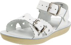 Salt-Water Style 1400 Sun-San Sweetheart Sandal,White,12 M US Little Kid Salt Water Sandals by HOY Shoe,http://www.amazon.com/dp/B004XVVT0M/ref=cm_sw_r_pi_dp_15Ousb0DKQH6SP88