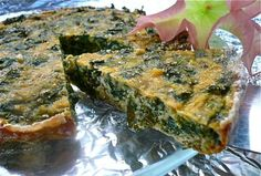 Simply Recipes, Greek Recipes, Simply Food, Cheesecake Tarts, Spanakopita, Cheesecakes, Quiche, Healthy Recipes, Healthy Meals