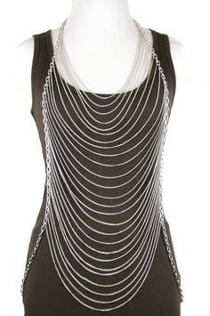 AOneBeauty.com - Body Chain