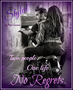 Styled (Travesty #3) by Piper Lawson
