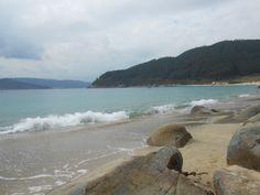 El Mar...Me hace sentir tanto que las palabras pierden su valor al transmitir mis emociones...