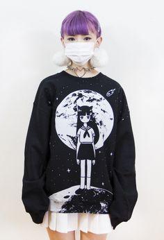 MOONGIRL Sweater – OMOCAT