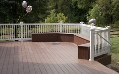 Deck Photos of Custom Home Decks - Deck Design Construction Composite Decking Pictures Chester County PA