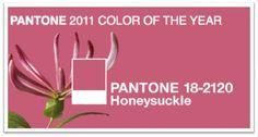 (perfect pink)  {LUCIA|PAUL DESIGN} | Luxury Florida Destination Wedding Planner + Designer: {STYLE INSPIRATION | PANTONE 2011 COLOR OF THE YEAR: HONEYSUCKLE}