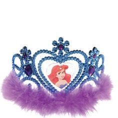 Princess Ariel Tiara