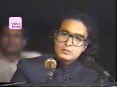 Dr. Peerzada Qasim - Ghazal