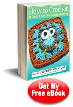 If you're looking to learn how to crochet granny squares, then you'll definitely want to check out How to Crochet: 16 Quick and Easy Granny Square Patterns. This free eBook is filled with unique granny square patterns in a variety of colors. Granny Square Pattern Free, Easy Granny Square, Bag Pattern Free, Square Patterns, Granny Squares, Crochet Rug Patterns, Crochet Motif, Crochet Rugs, Crochet Stitches