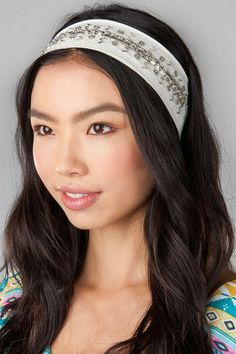 Montmartre Beaded Head Wrap