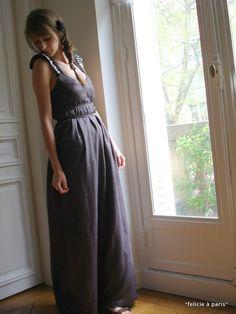 Félicie à Paris - Robe Yolaine