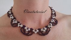 Tutorial Yonkers Necklace by Vivatutorial on Etsy