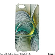 Fractal Evolution, abstract Art iPhone 5C Cover