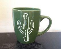 boho cacti mugs - Google Search
