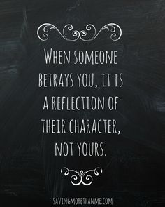 quotes on loyalty and betrayal