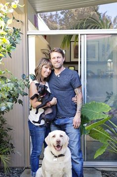 Hope and Pete's Bohemian Modern Abode — House Tour