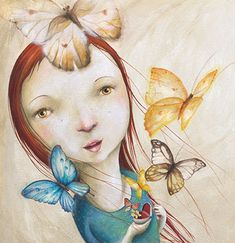 La niña que caminaba entre aromas - Sonja Wimmer