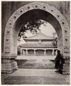 Beijing 1874 by John Thomson