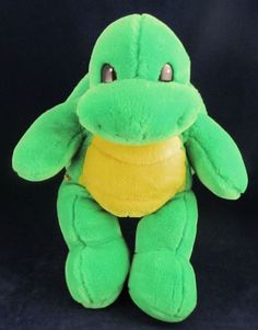 Build A Bear Green Plush Stuffed Cute Turtle EC Animal Removable Zipper Shell | eBay