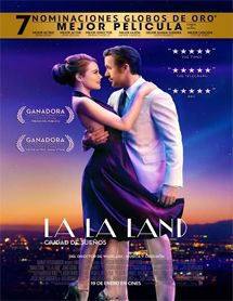 La La Land (La ciudad de las estrellas) (2016) [VOSE] [DVD-S] - Comedia, Drama, Romántica, Musical, Música