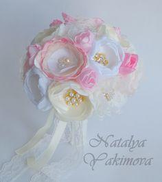 Broche ramo Bouquet Vintage ramo novia Bouquet de por singleday