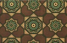 Linoleum. Body cloth tapis [imitation mosaic]  no. 558, In: A. Hutchinson & Cie, Paris, Tapis linoleum: 1880s catalogue. From HHT Digital Trade Catalogues Collection.