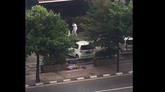 BREAKING NEWS - BOM SARINAH : Misteri Pria Berpakaian Putih Pembawa Senjata Api - Harian Luwak