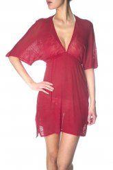 Jersey Wrap Dress, Rompers, Dresses, Fashion, Vestidos, Moda, Fashion Styles, Romper Clothing, Wrap Dresses