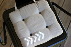 diy chair cushions