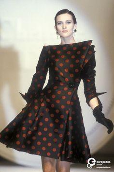 Christian Dior, Autumn-Winter 1991, Couture on www.europeanafashion.eu