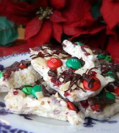 MIH Recipe Blog: Christmas Crunch Bark