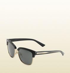 4ffea4742 Las 32 mejores imágenes de GUCCI SOL   Gucci sunglasses, Sunglasses ...