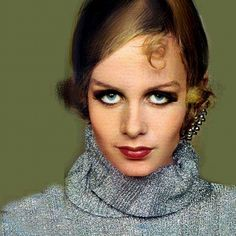 Twiggy - Frank Ward pin