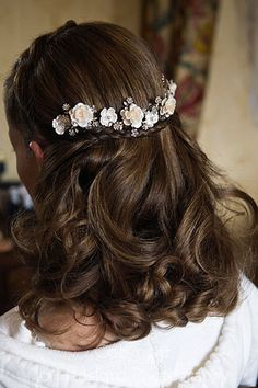 a special friends wedding haistyle