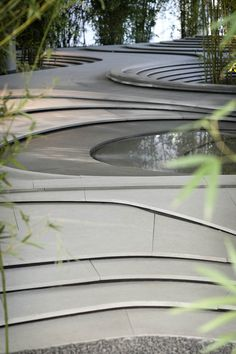 Naturescape kengo kuma and associates Simple inspiration for uk Modern Landscape Design, Landscape Architecture Design, Modern Landscaping, Urban Landscape, Garden Landscaping, Classical Architecture, Ancient Architecture, Sustainable Architecture, Terrasse Design