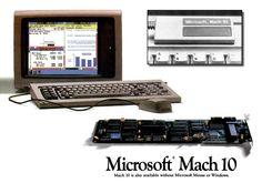 Microsoft Mach 10 (1986)