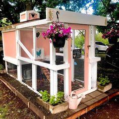 Chicken Coops, Arch, Outdoor Structures, Garden, Bow, Garten, Gardening, Arches, Coops