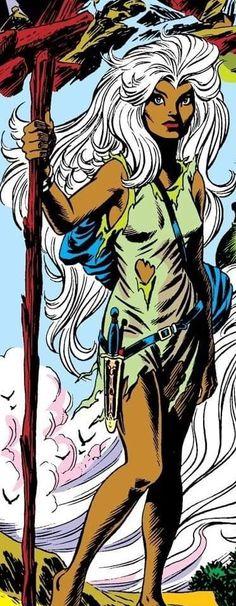 Storm Marvel, Marvel 3, Marvel Comics, X Men Personajes, Ororo Munroe, John Byrne, Best Superhero, Marvel Women, Black Panther Marvel