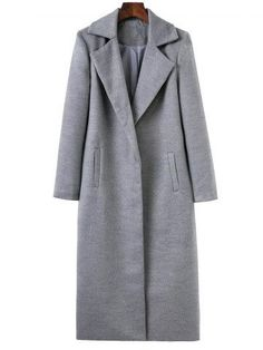GET $50 NOW | Join RoseGal: Get YOUR $50 NOW!http://m.rosegal.com/coats/lapel-collar-longline-cocoon-coat-840793.html?seid=i2664o8cur6rdj4dmra3n3hsm1rg840793