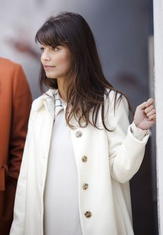 Alessandra Mastronardi is one of the protagonists of the Young Couple. Check our womenswear selection inspired in the Young Couple here > http://yoox.ly/1sxhsGT