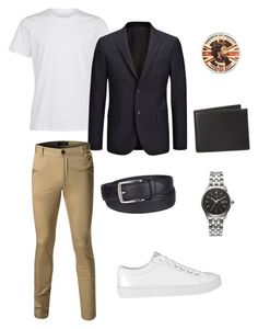 """""""Smart and bright"""" by marchel254 on Polyvore featuring Joseph, GUESS, Columbia, Topman, The Men's Store, Citizen, men's fashion and menswear"""