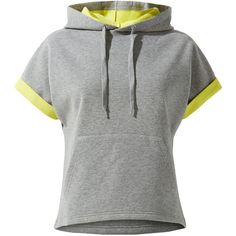Fitness & Running - Yoga - Training Hoodie ($25) ❤ liked on Polyvore featuring activewear and yoga activewear