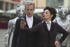 Dr. Who (BBC America-September 19, 2015) Season 9 - The Doctor and his companion will run into Missy who comes back in a surprising way. Daleks and some Zygons in a story that was set up in the 50th Anniversary special. Of the familiar faces, expect to see the graffiti artist Rigsy again as well as Osgood who we thought was killed by Missy. The Doctor will meet a mysterious character played by Game of Thrones' Maisie Williams. Photo by: Adrian Rogers/BBC America