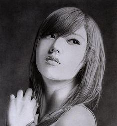 LAST HOPE, Impressive pencil drawings by the UK born and raised graphite artist Ken Lee (aka KLSADAKO); currently lives in Shanghai, China.