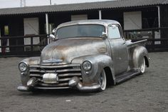 rat rods   Thread: 1948 Chevy Rat Rod Truck