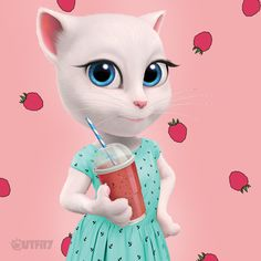 My favorite breakfast is a healthy one! xo, Talking Angela #TalkingAngela…